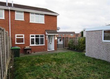 Thumbnail 1 bed end terrace house for sale in Catherton Close, Tipton