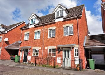 Thumbnail 4 bed semi-detached house for sale in Richard Easten Road, Thetford