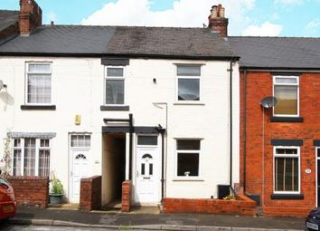 Thumbnail 2 bedroom terraced house for sale in Grove Street, Hasland, Chesterfield, Derbyshire