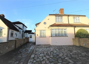 Thumbnail 6 bed semi-detached house for sale in Gainsborough Gardens, Edgware, Middlesex