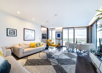 Thumbnail 3 bed flat to rent in Kings Gate Walk, Victoria, London
