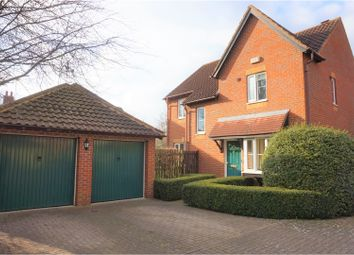Thumbnail 4 bed detached house for sale in Bletchley Road, Milton Keynes