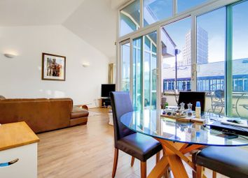 2 bed maisonette for sale in Western Gateway, London E16