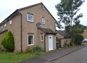 Thumbnail 2 bed semi-detached house to rent in Anderson Walk, Bury St Edmunds, Suffolk