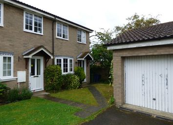 Thumbnail 2 bedroom end terrace house for sale in Morden Road, Papworth Everard, Cambridge