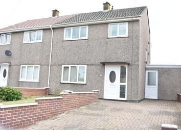 Thumbnail 3 bed semi-detached house to rent in Firs Road, Caldicot, Monmouthshire