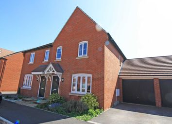 Thumbnail 3 bed semi-detached house for sale in Dan Read Parade, Didcot