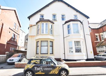 Thumbnail 1 bed flat to rent in Flat 5, 21 Osborne Road, Blackpool
