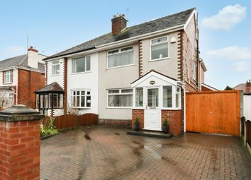 Thumbnail 4 bed semi-detached house for sale in Rathmore Crescent, Southport