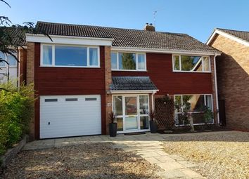 Thumbnail 4 bed detached house for sale in Westland Road, Faringdon