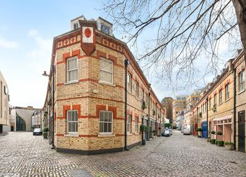 Thumbnail 1 bed flat for sale in Grosvenor Crescent Mews, London