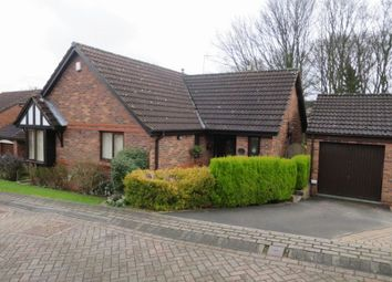 Thumbnail 2 bed detached bungalow for sale in Ibbetson Court, Churwell, Leeds