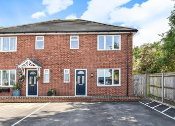 Thumbnail 3 bed semi-detached house to rent in Greenham, Berkshire