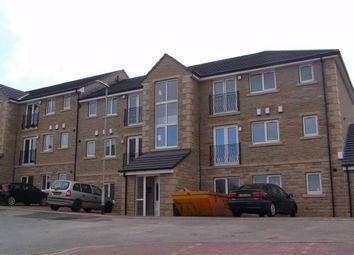 Thumbnail 2 bed flat to rent in Waterstone Court, Staincliffe, Dewsbury