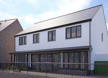 Thumbnail 3 bed semi-detached house for sale in Allington, Paignton, Devon
