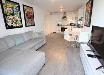 Thumbnail 1 bed flat to rent in Manor Way, Borehamwood