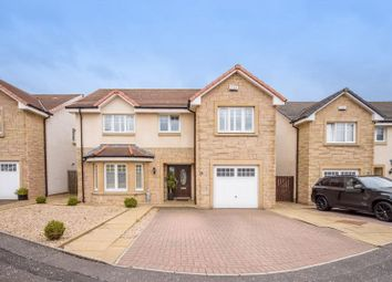 Thumbnail 4 bed detached house for sale in Manor Gardens, Dunfermline