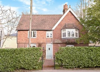 Thumbnail 2 bedroom semi-detached house for sale in Station Approach, Alresford