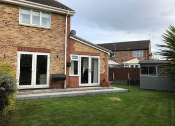 Thumbnail 2 bedroom end terrace house for sale in Betony Close, Scunthorpe