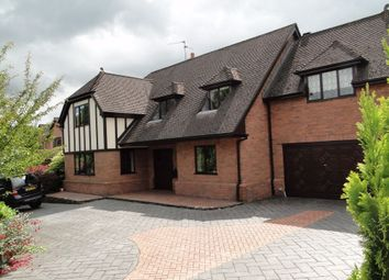 Thumbnail 5 bed detached house for sale in Pye Corner, Rogerstone, Newport