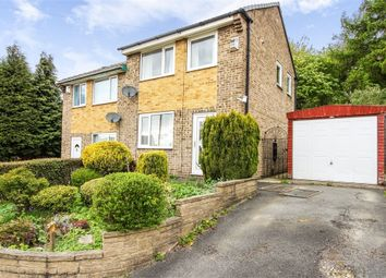 Thumbnail 2 bed semi-detached house for sale in Botany Avenue, Bradford, West Yorkshire