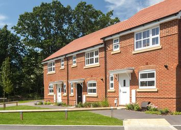 "Thumbnail 3 bed terraced house for sale in ""The Southwold"" at Plough Lane, Petersfield"