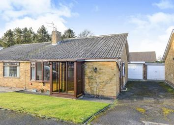 Thumbnail 2 bed bungalow for sale in Angrove Close, Great Ayton, Middlesbrough, North Yorkshire