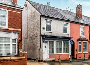 Thumbnail 3 bedroom terraced house for sale in Parrin Lane, Eccles, Manchester