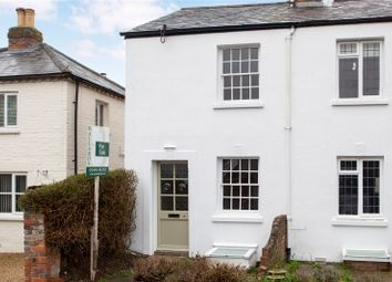 Thumbnail 2 bed end terrace house to rent in Church Street, Henley-On-Thames, Oxfordshire