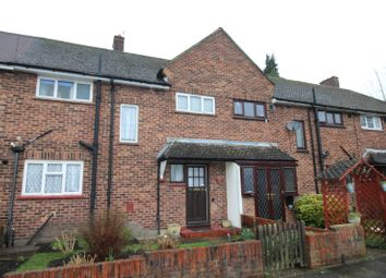 Thumbnail 3 bed terraced house for sale in Kingsway, Aldershot, Hampshire