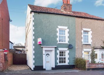Thumbnail 3 bedroom semi-detached house for sale in London Street, Swaffham