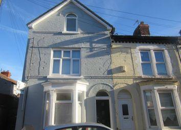 Thumbnail 1 bed flat to rent in Euston Street, Walton, Liverpool