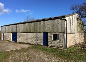 Thumbnail Commercial property to let in Lask Edge, Leek, Staffordshire
