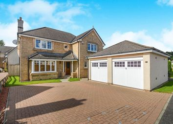 Thumbnail 4 bed detached house to rent in Craiglea, Stirling