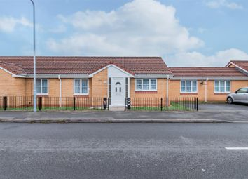 Thumbnail 2 bed bungalow for sale in Marbury Drive, Bilston