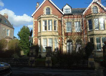 3 bed maisonette for sale in Cwrt-Y-Vil Road, Penarth CF64