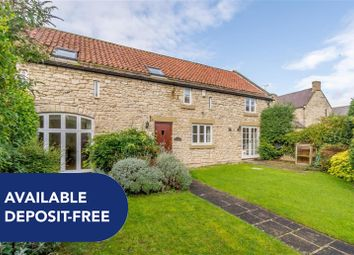 Thumbnail 4 bed semi-detached house to rent in Main Street, Monk Fryston, Leeds