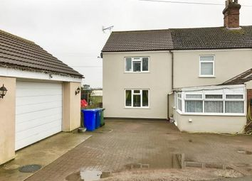 Thumbnail 4 bedroom semi-detached house for sale in Willington Road, Kirton End, Boston, Lincolnshire