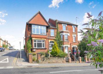 Thumbnail 3 bedroom flat to rent in Farnham Road, Guildford