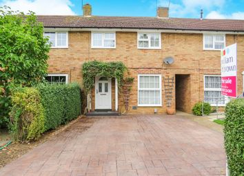 Thumbnail 3 bed terraced house for sale in The Commons, Welwyn Garden City