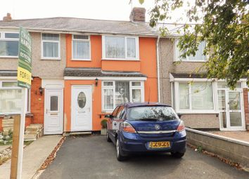 Thumbnail 2 bed terraced house for sale in Wiltshire Avenue, Swindon