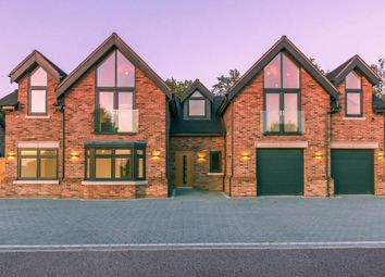 Thumbnail 5 bed detached house for sale in Liveridge Hill, Henley-In-Arden