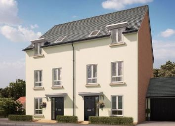 Thumbnail 4 bed semi-detached house for sale in Montbray, Swallow Field, Barnstaple, Devon