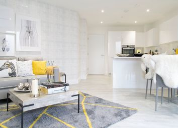 Thumbnail 3 bed flat for sale in Winchelsea Road, London