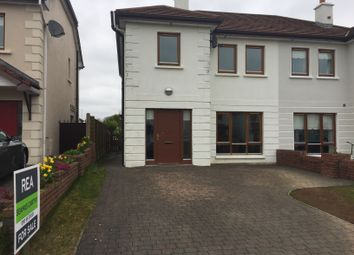 Thumbnail 3 bed semi-detached house for sale in 85 Abbeyville, Galway Road, Roscommon, Roscommon