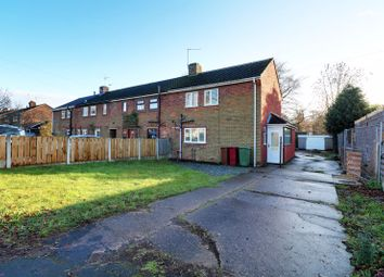 Thumbnail 2 bed terraced house for sale in Tottermire Lane, Epworth, Doncaster