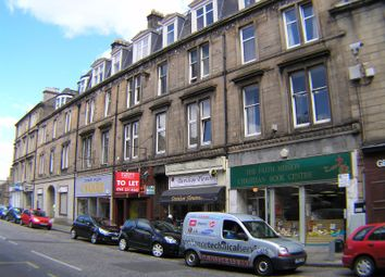 Thumbnail 2 bed flat to rent in Barnton Street, Stirling Town, Stirling
