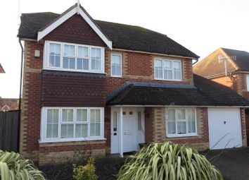 Thumbnail 5 bed detached house for sale in Micklefield Way, Seaford