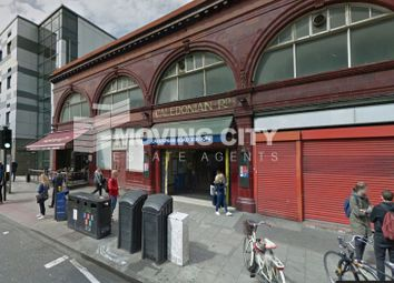Thumbnail 1 bed flat for sale in Caledonian Road, Islington, London