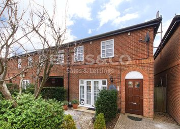 Thumbnail 1 bed flat for sale in Elsinore Gardens, London